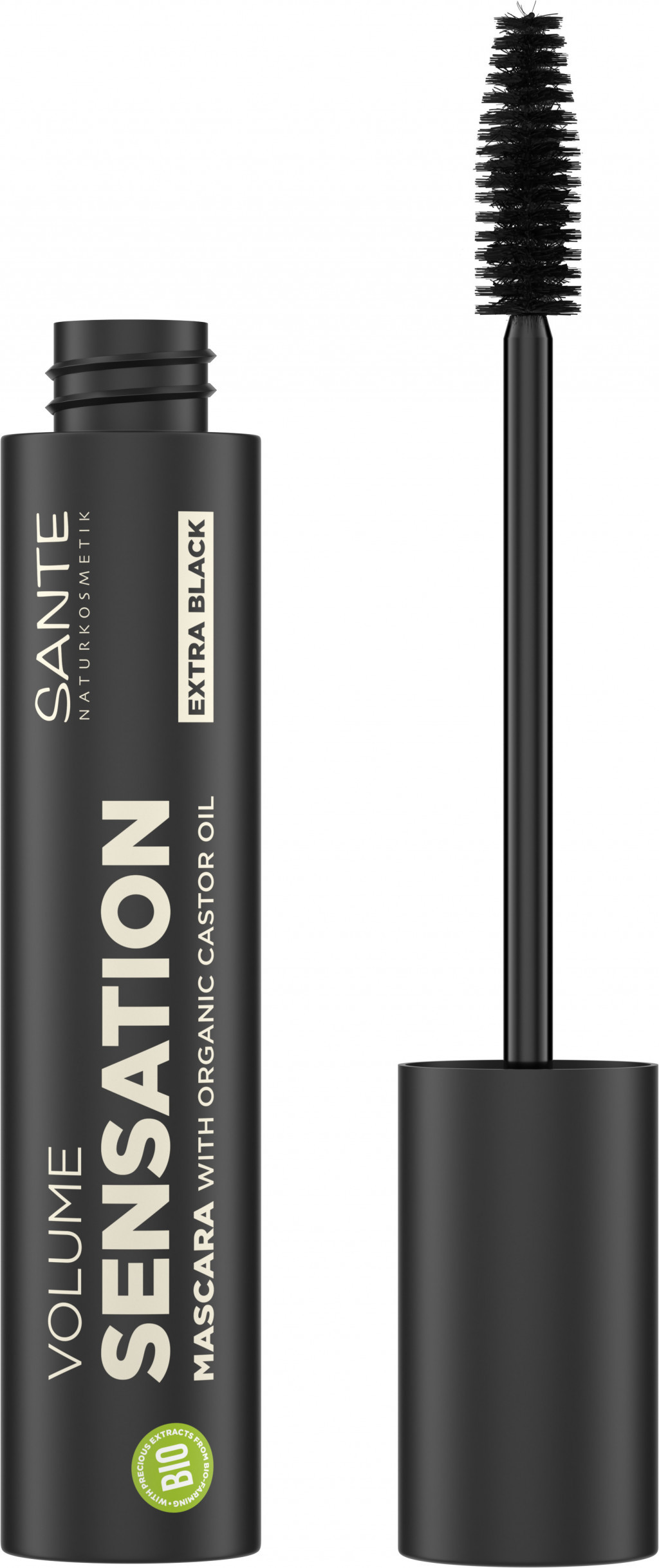SANTE Řasenka Volume Sensation Extra Black