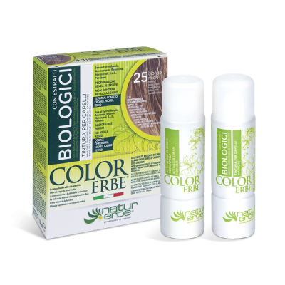 Color Erbe Biologici No.25 Medová blond