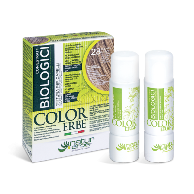 Color Erbe Biologici No.28 Světlá blond