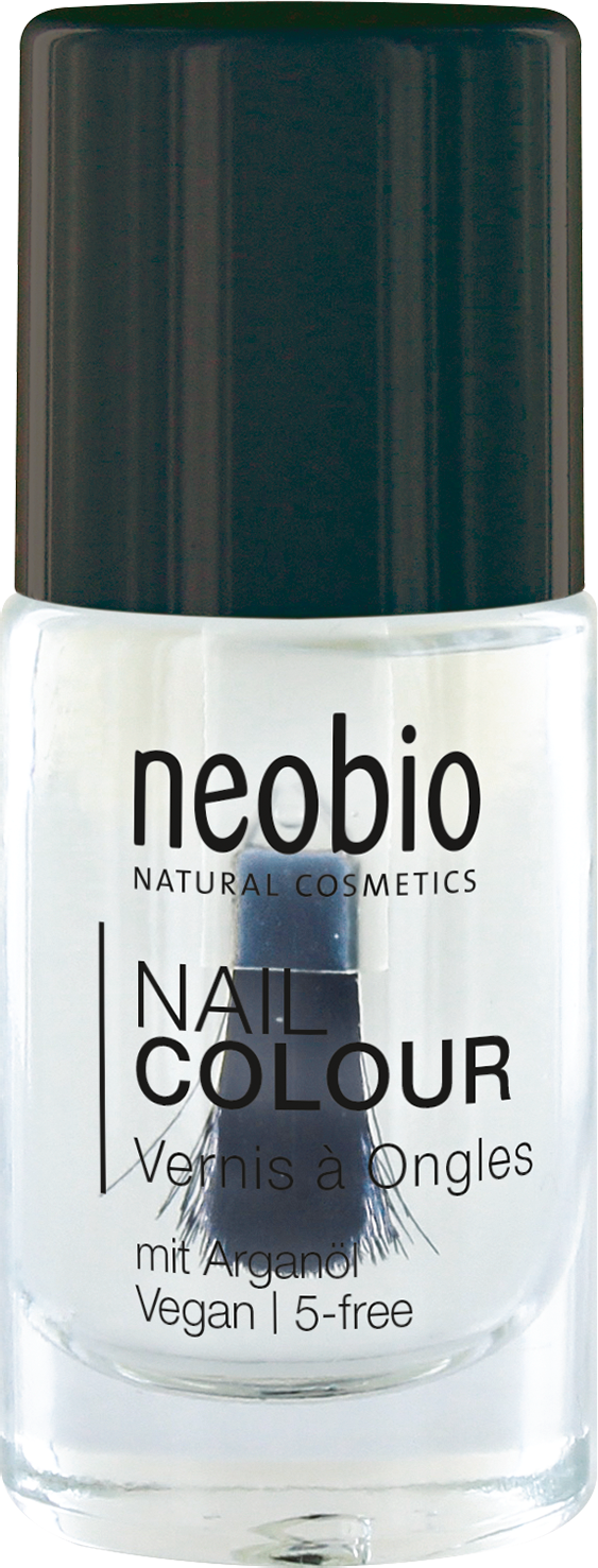 neobio Lak na nehty 01 Magic Shine & Topcoat