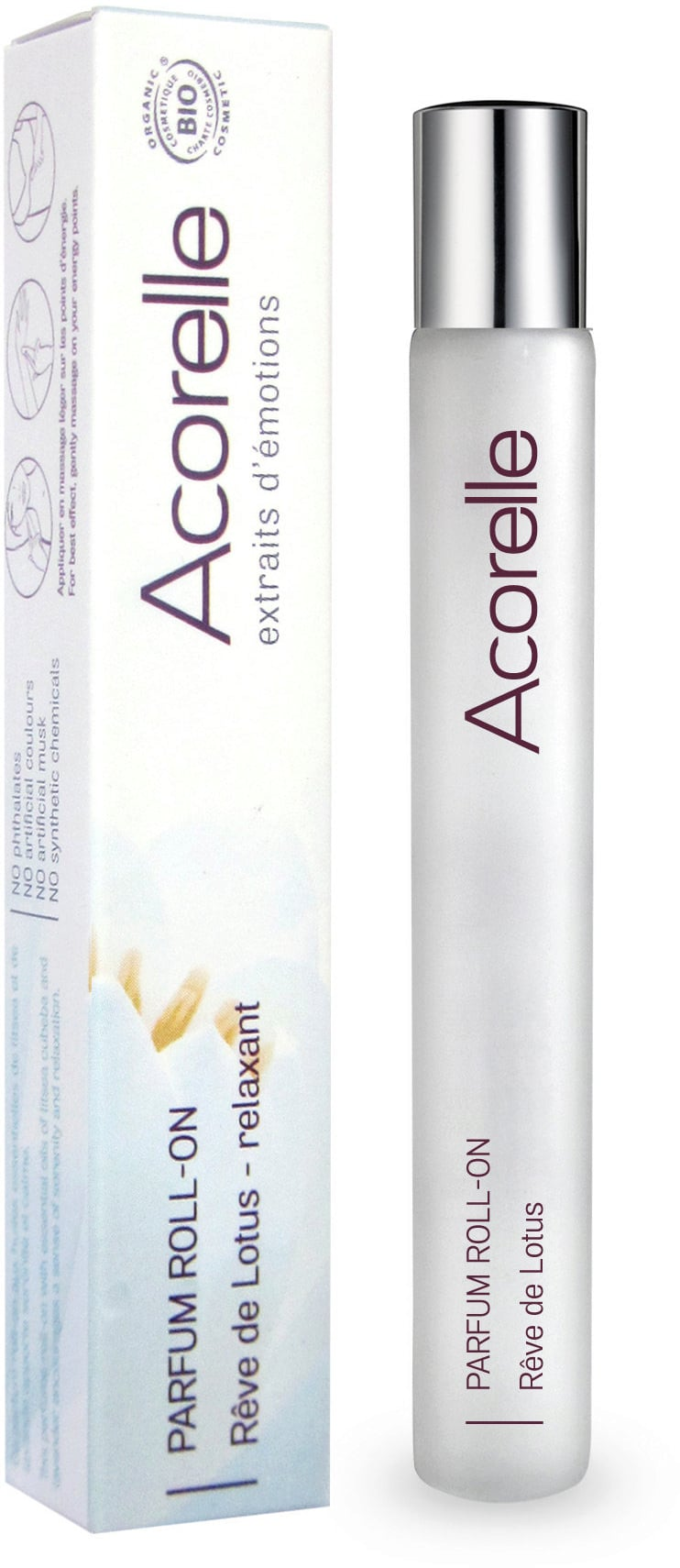 ACORELLE EDP Roll-on Reve de Lotus/ Lotusový sen