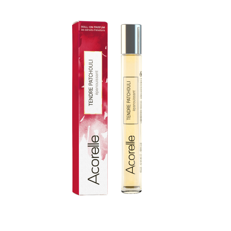 ACORELLE EDP Roll-on TENDRE PATCHOULI