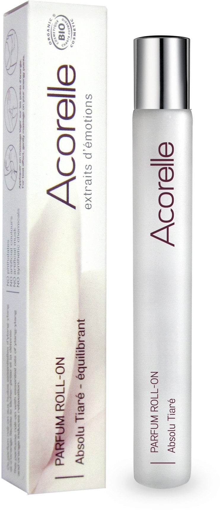 ACORELLE EDP Roll-on Absolu Tiare