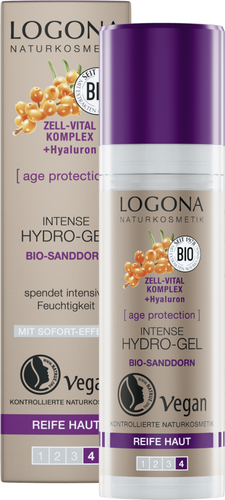 LOGONA AGE PROTECTION Intenzivní hydro gel