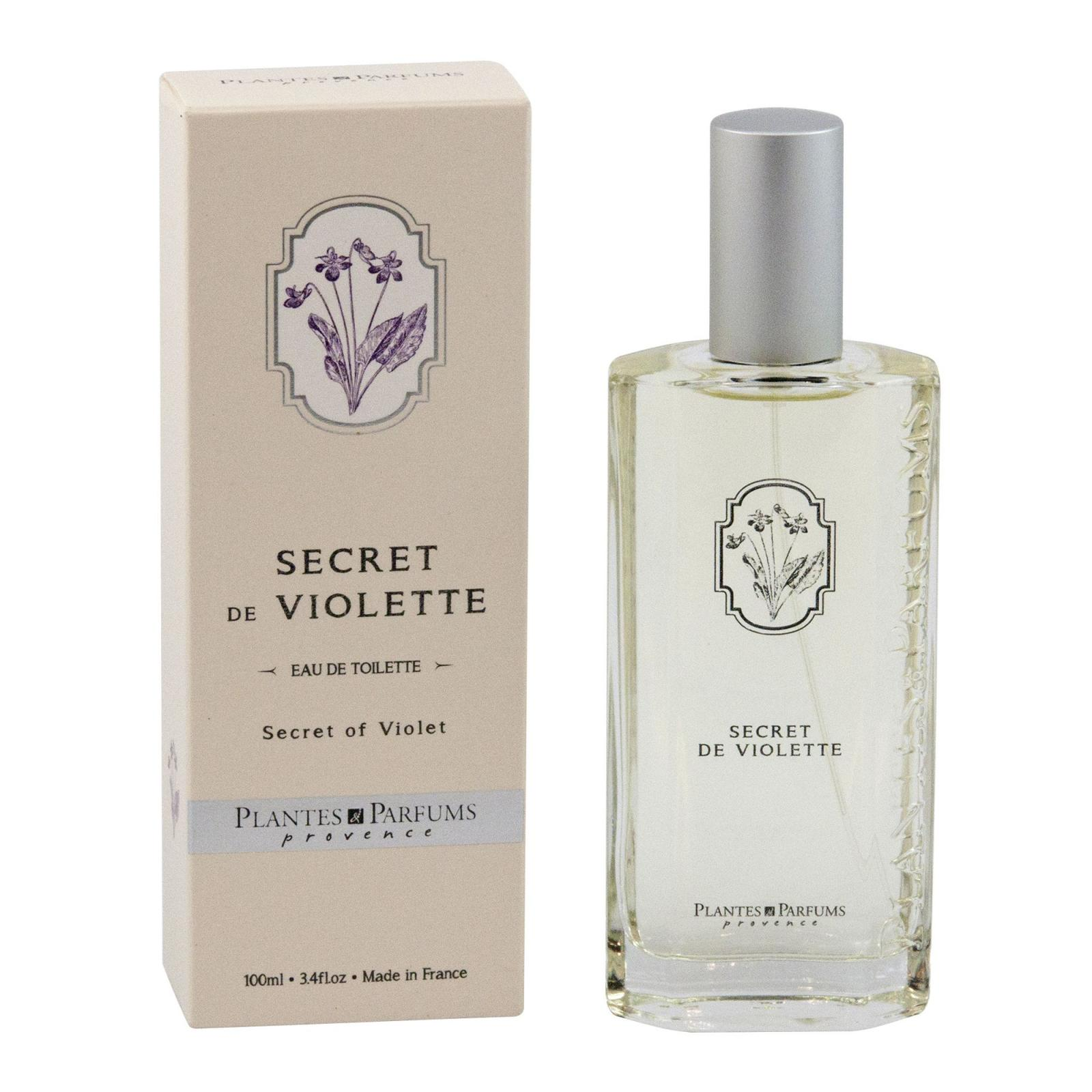 Plantes et Parfums EDT Secret de Violette