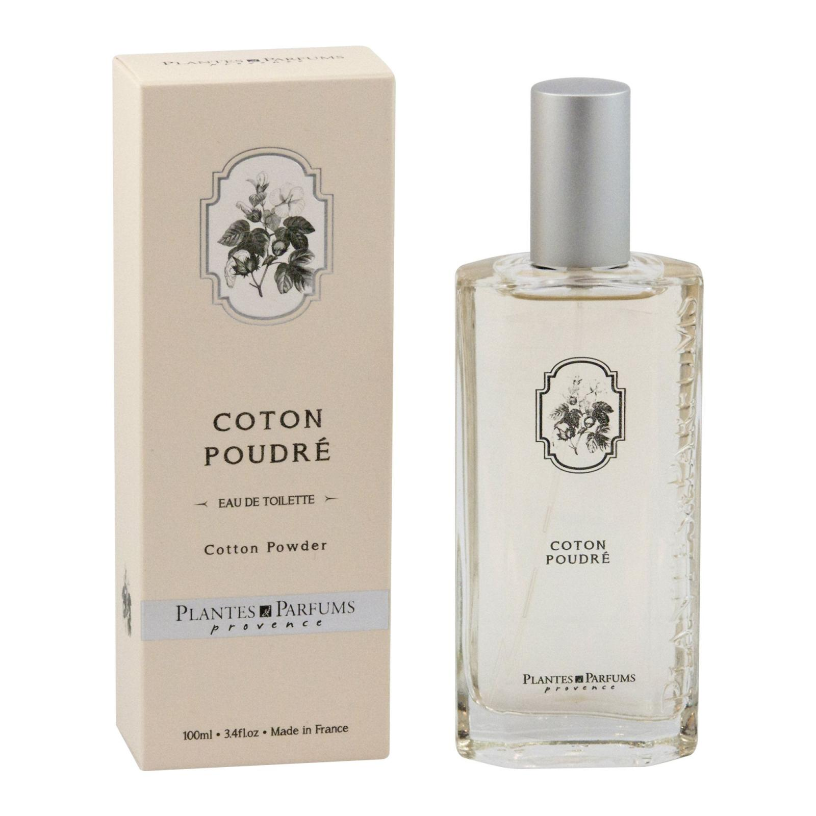 Plantes et Parfums EDT Cotton Poudré