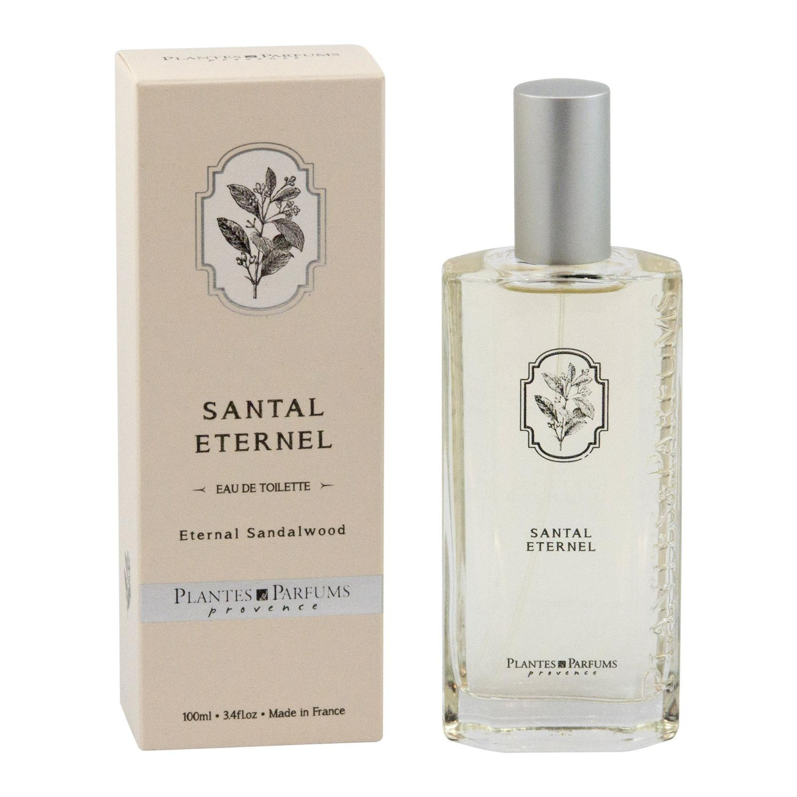 Plantes et Parfums EDT Santal Eternel