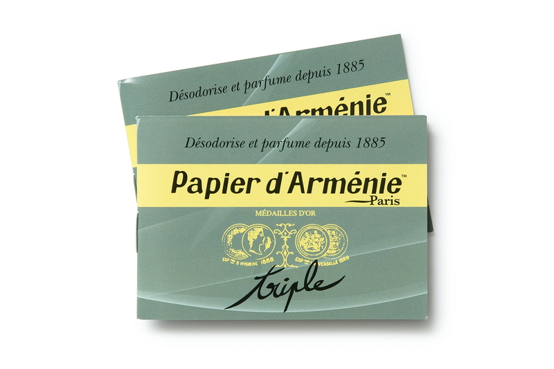 Papier d'Arménie triple TRADITION