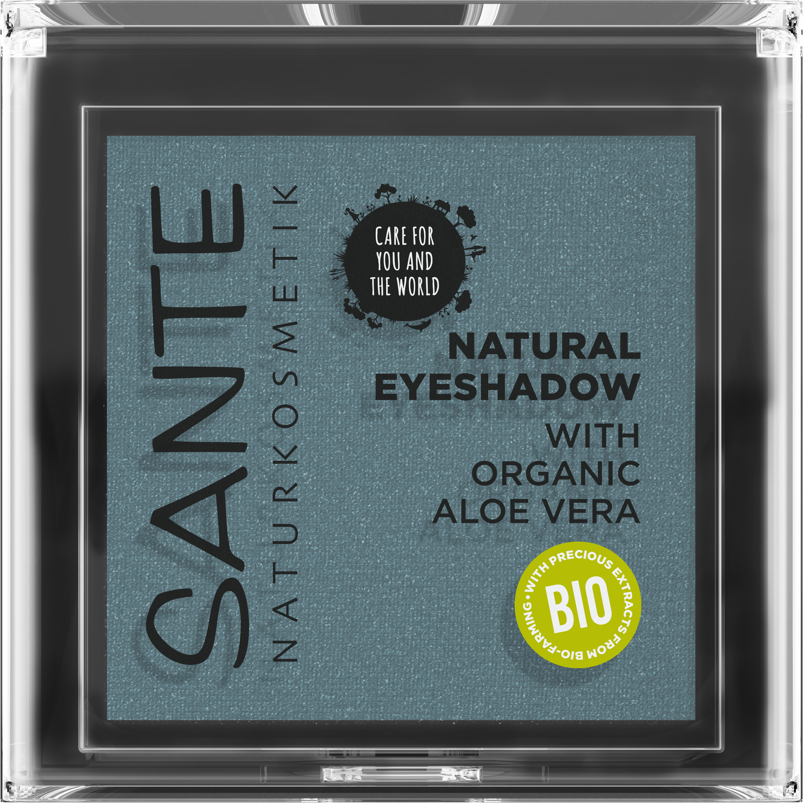 SANTE Natural Oční stín No.03 Nightsky Navy