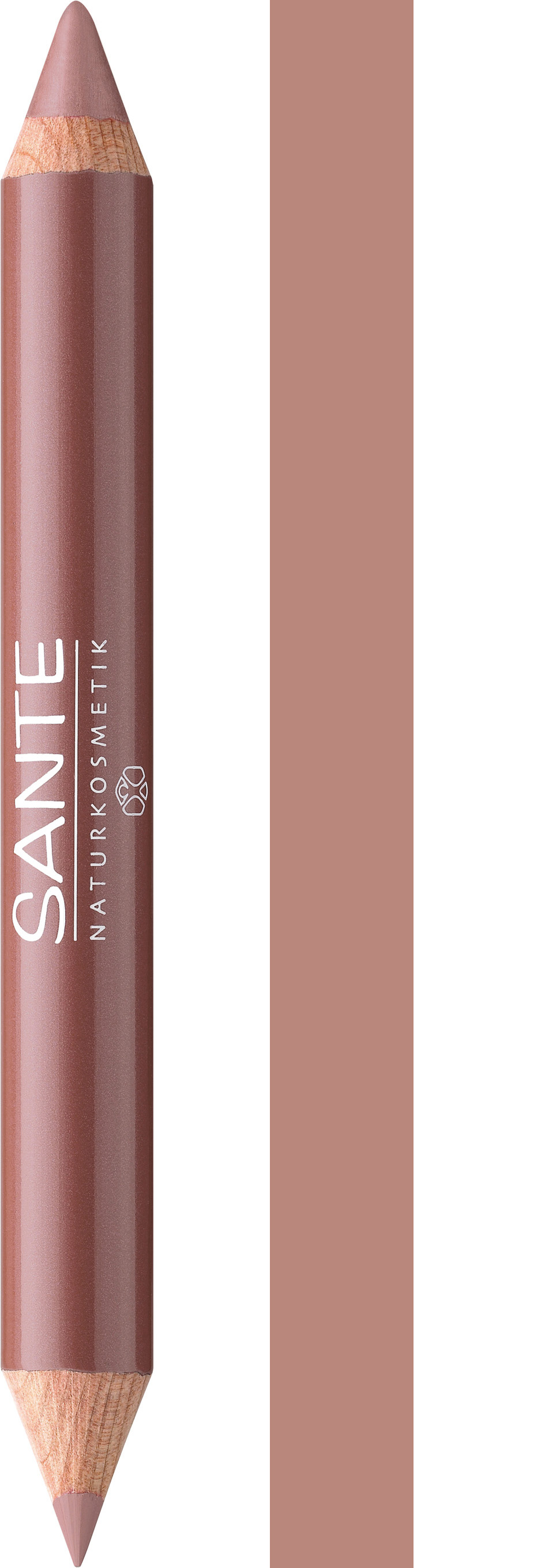 SANTE Duo Lip Contour No.01 nude look