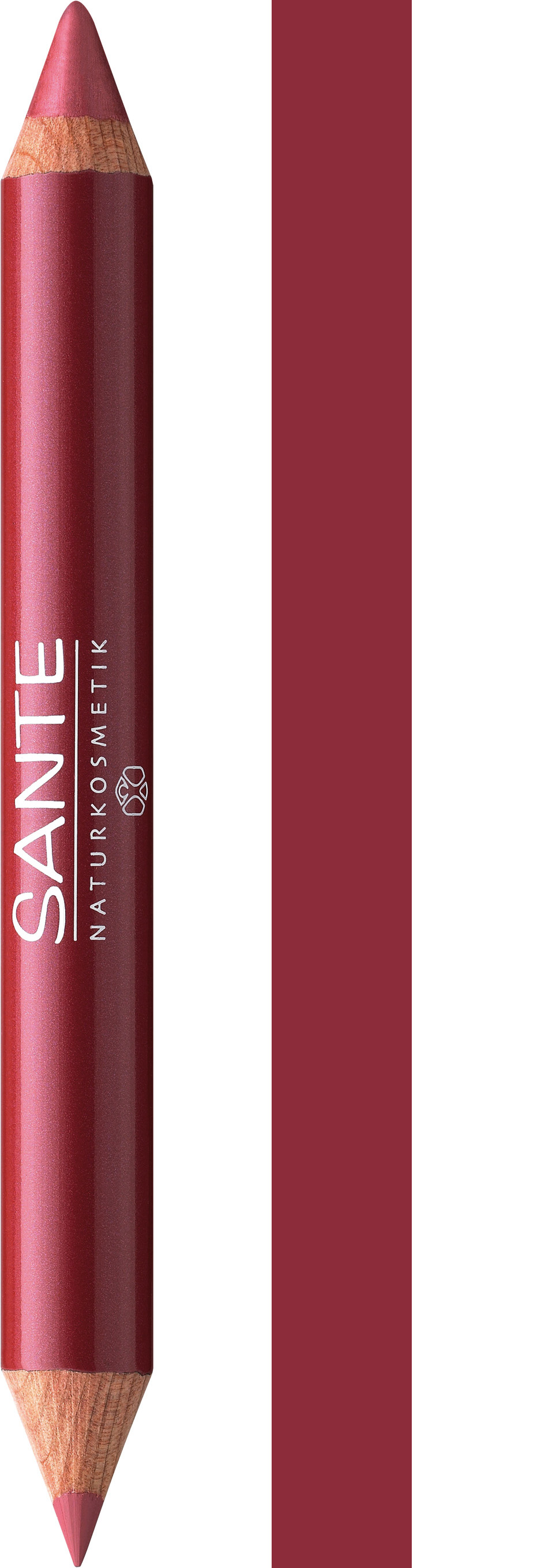 SANTE Duo Lip Contour No.02 natural look