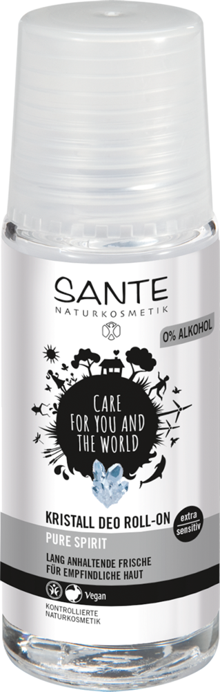 SANTE Original Deo Roll on Pure  Spirit